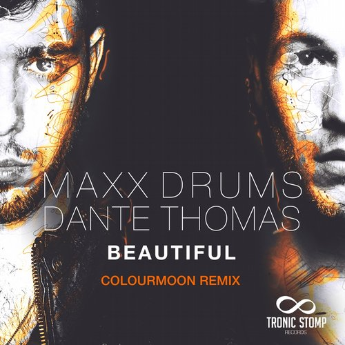 Maxx Drums, Colourmoon - Beautiful (feat. Dante Thomas) [Colourmoon Remix] [TS0006]
